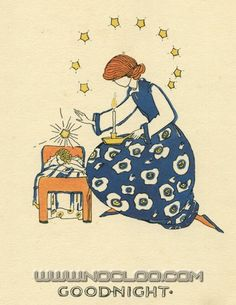Mummy's Bedtime Story Book, 1929
