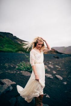 Wild Hearts, Ethereal, White Dress, Minimalist, Gowns, Bride, Unique, Dresses, Design