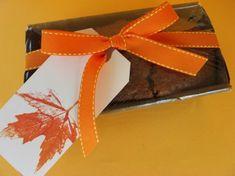 Pumpkin bread recipe and gift idea #recipe  skiptomylou.org