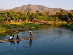 Pai, Thailand.   http://www.lonelyplanet.com/thailand/mae-hong-son-province/pai