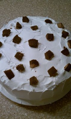 Recipe:  Homemade Ice Cream Cake