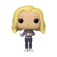 The Good Place Eleanor Shellstrop Pop! Vinyl Figure from Funko. Perfect for any Company_Funko Product Type_Pop! Vinyl Figures Theme_The Good Place fan! Pop Vinyl Figures, Funko Pop Dolls, Figurine Pop, Drinking Buddies, Action Toys, Singing Happy Birthday, Everything Is Fine, Disney And More, Display Boxes