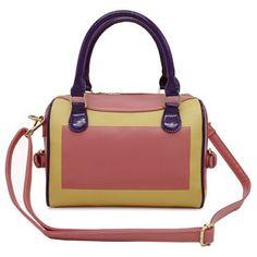 GET $50 NOW | Join Dresslily: Get YOUR $50 NOW!http://m.dresslily.com/color-block-handbag-product1986234.html?seid=5Cd48Sf83fMUvfpM5SbvE2jGd8
