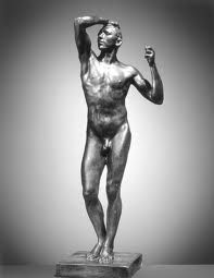 La escultura que más me gusta de Auguste Rodin.