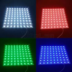 Outdoor product 2016 rgb led backlight panel