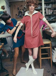 The Mother of Mod: Designer Mary Quant - Man Repeller