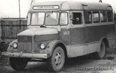 Тартуский ГЗА-651 образца 1955 — 1959 годов, переделанный в ходе капитального ремонта из длиннобазной «коробочки» ТА-1.