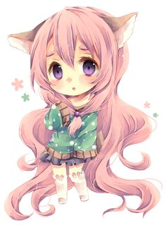 #anime #girl #chibi