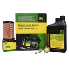 Fix Lawn Mower 621778292284731506 - John Deere Home Maintenance Kit for Source by John Deere Lawn Mower, Oil Change, Oil Filter, Kit, Fix You, Hacks, Home Repair, Home Accessories, Outdoor Living