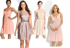 """""""Bridesmaid Dress Combinations?"""" by elenahart on Polyvore"""