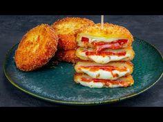 Tento geniální recept s příchutí pizzy prostě musíte vyzkoušet! | Cookrate - Czech - YouTube Pizza, Saveur, Pancakes, Sandwiches, Cooking Recipes, Breakfast, Mai, Ramadan, Food