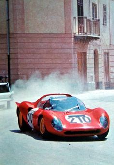 SPEED: 1966 - Ferrari Dino 206S
