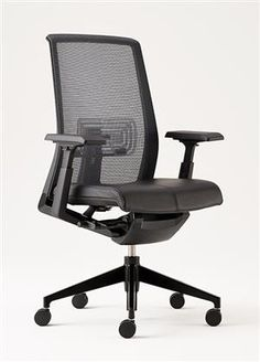 Haworth Very task with lumbar support