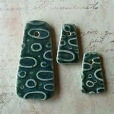 Beautiful pendants!