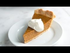 No Fail, Homemade Pumpkin Pie Recipe | Inspired Taste