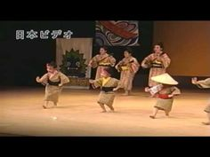 Hanayakara dance. The little girl playing the ojisan (old man) is the cutest thing I've ever seen.