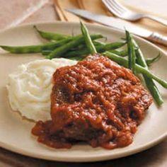 Crock-Pot Swiss Steak
