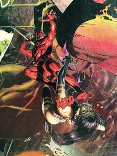 Devil's Kick by SketchWall