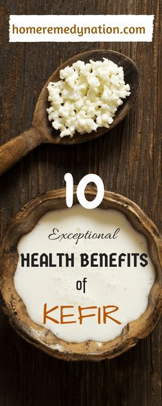 10 Kefir Health Benefits, Plus Nutrition Facts & How to Make delicious Kefir Recipes at Home. So if you already know that Kefir is healthy, but don't like it plain, we have some interesting and scrumptious ways to have Kefir Kefir Benefits, Fruit Benefits, Health Benefits, Kefir Recipes, Top Recipes, Recipies, Health Guru, Health And Wellbeing, Herbal Remedies
