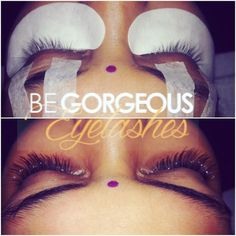 Be Gorgeous Professional introduces the all new PERMANENT EYELASH EXTENSIONS! Get long luscious voluminous lashes in an hour! #begorgeouspro #begorgeouseyelashes #bgaustralia #ilovebg #longlashes #safe #australian #sexyeyes