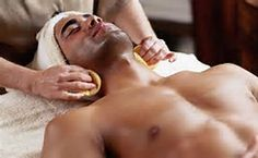 MEN'S SPA DAY: HAIRCUT,FACIAL, MANICURE AND PEDICURE $150.00