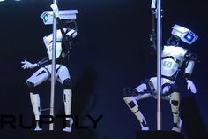 The Future Is Here, Pole-Dancing Robots Will Rule The World - Junkee
