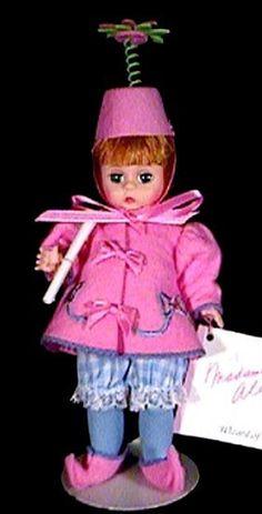 Madame Alexander Wizard of Oz Munchkin of Herald found on Ruby Lane