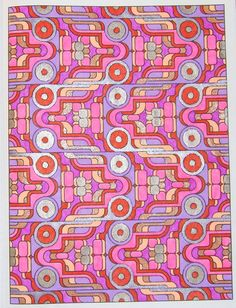 Tesselation patterns 25, done with gelpens