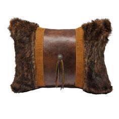 Fur Pillows - Western Throw Pillows - Your Western Decor