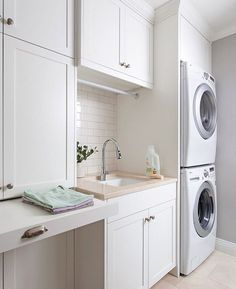 50 Wonderful Laundry Rooms And Easy Tips Decorating