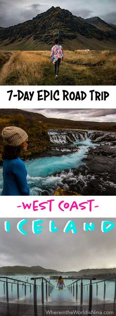 Iceland in 7 days! West Coast best coast road trip!