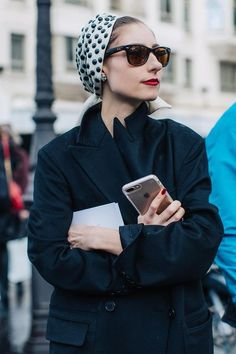 FWAH2017 street style paris fashion week fall winter 2017 2018 trends coats accessories sandra semburg 183