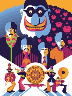 Sgt Peppers Lenely Hearts Club Band