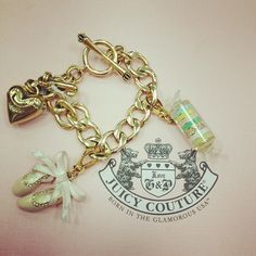 Juciy charm bracelet. Their Price $70... OUR PRICE $19.99!