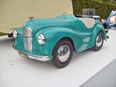 162 Austin J40 Pedal Car (1950) HRH Prince Charles