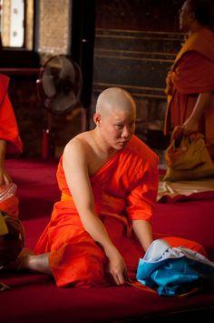 Bangkok - monk ordination