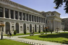 The Prado Museum. Spain's premier museum and one of Europe's finest. Over 3000 paintings,Spanish and foreign masterpieces, with particualr strengths in the Flemish and Venetian Schools. Madrid