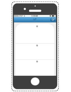 blank cell phone template selo l ink co