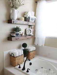 (51+) Amazing Small Bathroom Storage Ideas for 2018