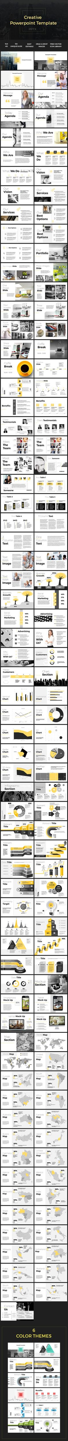 Buy The City Creative Powerpoint Presentation Template by magic_reflection on GraphicRiver. The City Creative PowerPoint Presentation Template, is designed to fulfill all the requirement of the corporate and b. Page Layout Design, Web Design, Slide Design, Creative Powerpoint Presentations, Powerpoint Design Templates, Presentation Layout, Business Presentation, Brochure Layout, Keynote