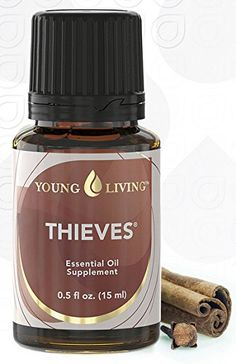 Young Living Thieves Essential Oil 15 ml Young Living https://www.amazon.com/dp/B00T2VV6O2/ref=cm_sw_r_pi_dp_x_ZZb6xbH5XF4WS