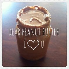 Eating more peanut butter! #sinotegustalamantequillademaninoquieresatumama