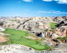 North Dakota Golf Courses
