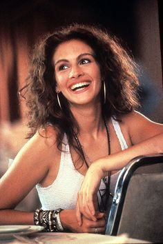 The Most Iconic Curly Hairstyles - Julia Roberts