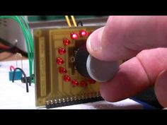 Rotary Encoder with Feedback Display - YouTube