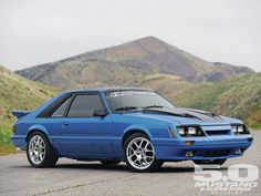 Classic Car News – Classic Car News Pics And Videos From Around The World Ford Mustang 1979, Fox Body Mustang, Mustang Cars, Mustang Azul, Blue Mustang, Classic Mustang, Ford Classic Cars, Capri, Ford Lincoln Mercury