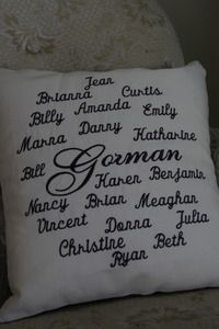 Wicked Stitches Embroidery Staten Island, NY - Charming custom embroidered gifts.