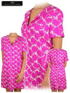 Balenciaga Womens Clothing - Spring - Summer 2012. Main color Violet $793.00
