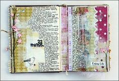 Art Journaling by Janice18
