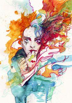 Delirium, by Christian Ward
